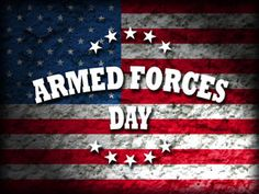 Tomorrow is #ArmedForcesDay - remember to thank all past and present #military members!