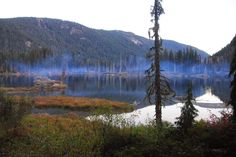 Alpine Lakes Wilderness, Pete Lake