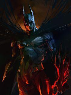 Batman by WINS