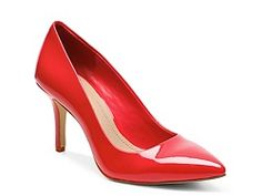 BCBGeneration Gaminkha Patent Pump- size 8.5 in in Bordeaux, Black, Red &/or Blue :) LOVE!