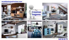 """""""Muebles Los Pedroches"""".Una web y tienda de muebles diferente creada para llevarte el mueble de calidad a un buen precio desde nuestros fabricantes directamente a tu casa.  WEB: http://www.muebleslospedroches.com/  FACEBOOK: https://www.facebook.com/muebleslospedroches"""
