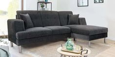 Primrose caters to masses with sharp price points, ability to customise and with plethora of option to choose from. The l sofas come along with an open end. You can choose from 2 to 4 seater l shaped sofa. Some of these l shape sofa sets include a coffee table, an ottoman, or two poufs. There are also options in an l shape sofa set with adjustable headrests. These designs are perfect if you are looking for l shaped sofa with storage. You can check out more l shape sofas online at Pepperfry. Modular Furniture, Sofa Furniture, 2 Seater Sofa, Sectional Sofas, Living Room Cupboards, L Shape Sofa Set, Sofa Set Online, Corner Sofa Set, L Shaped Sofa