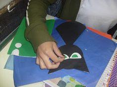 Neste mês de agosto, ao abordar o assunto formas circulares, propus aos alunos a construção de dobradur...