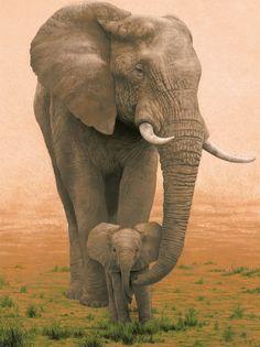 Elephant-Art-Painting-Arts.jpg (1327×1772)