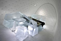 Design-Centric Ice Hotel [Gallery]