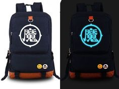 Hot Anime Dragonball Z Son Goku Cosplay Backpack Dragon ball Kakarotto Canvas Student Schoolbag Unisex Travel Bags