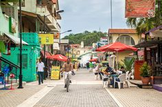 San Ignacio is the heart and soul of the Cayo District, a vibrant traveler center from where all roads and activities fan out. Together with...
