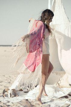 Sugar Fox Tassel Kimono | Spell & the Gypsy Collective
