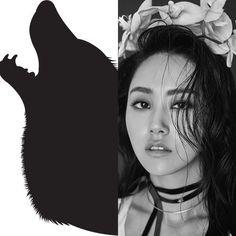 Supernatural&kpop // Werewolf // Gayoon of 4minute
