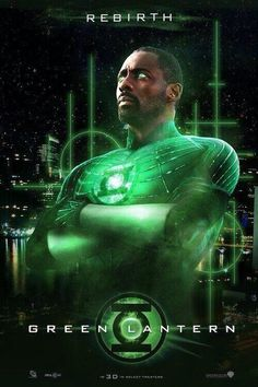 Green Lantern movie sequel that needs to happen