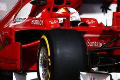 Sebastian Vettel - Ferrari SF70H