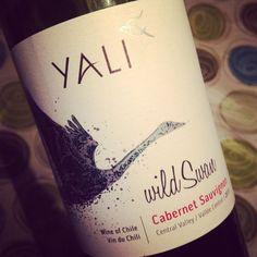 Ventisquero Yali Wild Swan Cabernet-Sauvignon Maipo 2013 #dansmonverre