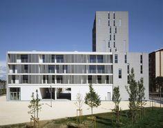 Abitare a Milano Via Gallarate, Milan, 2009 - MAB Arquitectura