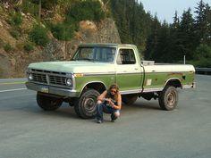 1973 Ford Highboy