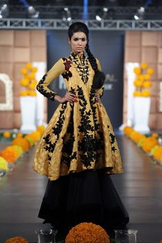Fahad Hussayn Collection, Pakistani couture