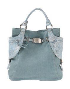 JOHN RICHMOND Handbag. #johnrichmond #bags #leather #hand bags #denim #