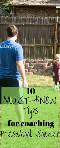 10 Must-Know Tips for coaching Preschool Soccer