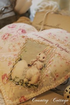 Easter Bunny Pillow....#easter