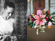 Margot Blair Floral collab with The Byrd Collective