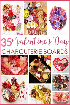Enjoy these romantic sweet and savory snack board ideas to share with your sweetie this Valentines Day! Valentine Recipes, Valentines Day Treats, Valentine Day Crafts, Funny Valentine, Winter Recipes, Holiday Recipes, Holiday Ideas, Romantic Desserts, Romantic Dinners