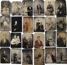portraits...