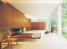 Resultado de imagen para farnsworth house interior