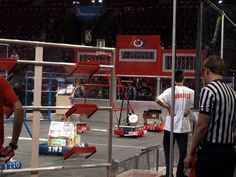 Are you Ready to Rumble!!! 2013 FIRST (FRC) #UltimateAscent #omgrobots