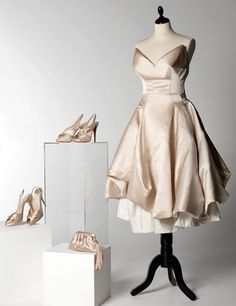Even though its a wedding dress, I feel like this would be the perfect bridesmaids dress at my wedding  Vivienne Westwood