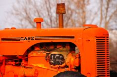 Photo: Old Case Tractor #photography