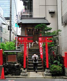 Inari Shrine in Akihabara