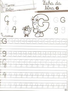 Atividades do Livro 1001 Maneiras de Alfabetizar.  * Pinte a letra escondida no caracol abaixo. * Marque um X no quadrado que representa a l...
