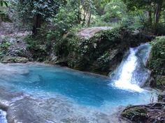 Tesbatan Waterfall (Kupang - East Nusa Tenggara, Indonesia)