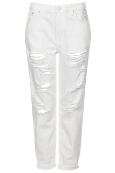 10 of the must-have white denim of the season.