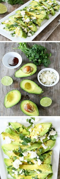 Avocado Salad // YUMM!