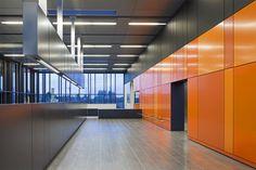 Galería de Puerto de entrada terrestre EEUU / Snow Kreilich Architects - 9