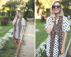 Ebay España Dress, Carolina Herrera Bag, Steve Madden Sandals, The Jewelry Rings, Swarovski Watch, Fendi Sunnies
