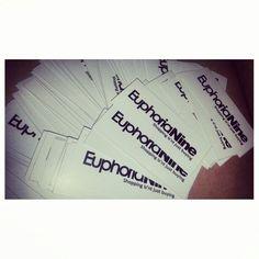 EuphoriaNine Hangtag