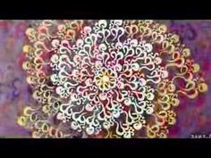 Key to The Universe - Om Mandala Paintings