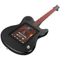 10.Mach dein Iphone zur Gitarre und rocke voll ab...