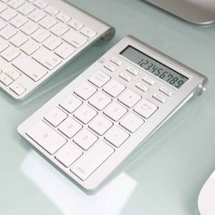 Bluetooth Calculator Add-On, $34 | 31 Clever Tech Gifts You Might Want To Keep For Yourself