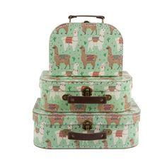 Koffertje Lama Lima