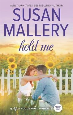 Hold Me by Susan Mallery  Susan Mallery is a masterful storyteller. She writes stories that are emotional and humorous reads that come from the heart. Hold Me is the story of two individuals that have been hurt by circumstances that life has bestowed on them. Now they are looking for ways to move beyond the hardships and find happiness. I loved this story. Can't wait to read the next book in the Fool's Gold series. Received this book for an honest review.