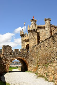 PONFERRADA - León #CastillayLeon #Spain