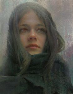 Girl by wawa3761.deviantart.com on @DeviantArt