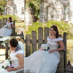 Brenda's Bridals   An Acadian Village Bridal Session