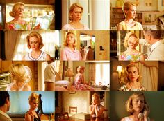Betty. Mad Men.  Must have wardrobe.