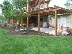Decks, Arbors, and Covered Patios Gallery