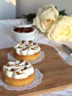 Vegan Dessert Recipes, Sweets Recipes, Cupcake Recipes, Mini Patisserie, Mini Pastries, Book Cakes, Fancy Desserts, Let Them Eat Cake, No Bake Cake