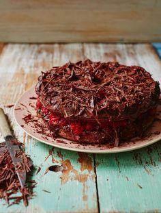 Gluten-free Chocolate Cake | Jamie Oliver