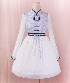 "Qi lolita dress - Use code ""battytheragdoll"" for 10% off!"